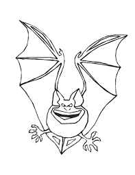 free printable bat coloring pages for kids bat coloring pages in