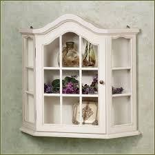 Corner Wall Cabinet Kitchen Curio Cabinet Corner Wall Curionet Glass Display Case Tags