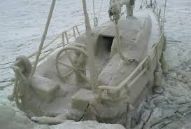 bateau chantilly