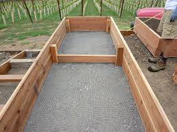 Planning A Raised Bed Vegetable Garden by How To Build A Raised Vegetable Garden Garden Ideas
