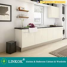 acrylic kitchen cabinet door and white shaker style kitchen