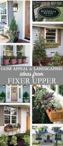 Fall Landscaping Ideas by Curb Appeal And Landscaping Ideas From Fixer Upper Home Love