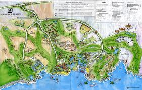 Map Of Waikiki Mauna Lani Hawaii Vacation Rentals Big Island Villas