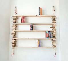 Container Store Bookshelves Enchanting Small Wall Shelf Impressive Decoration Sleeksmallwooden