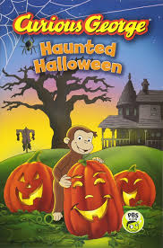 amazon com curious george haunted halloween cgtv reader