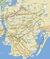Zip Code Map Brooklyn by Map Of Brooklyn Subway My Blog