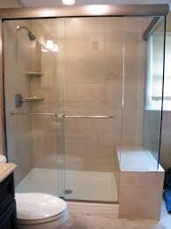 Interior Frameless Glass Door by Kohler Bathtub Glass Doors Frosted Sliding Shower Doors Shower