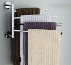 bathroom towel wood bath rack ideas rail pinterest fancy bathroom
