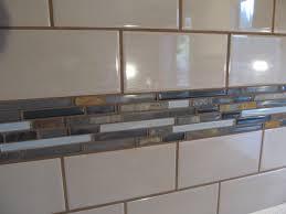 Glass Subway Tile Backsplash Kitchen 100 Glass Kitchen Backsplash 28 Glass And Marble Backsplash