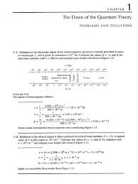 100 introduction to spectroscopy solution manual probing