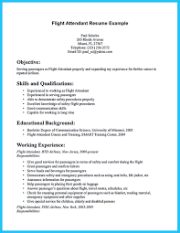 Flight Attendant Job Description Resume by Awesome Successful Low Time Airline Pilot Resume Http Snefci