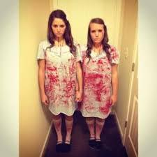 Scary Teen Halloween Costumes Grady Twins Shining Halloween Twins