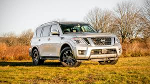 nissan armada gas tank capacity 2017 nissan armada review with price horsepower and photo gallery