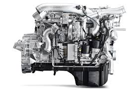 new kenworth semi a semi truck diesel engine that makes 500 hp and 1 850 lb ft of torque