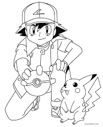 printable pikachu coloring pages kids cool2bkids