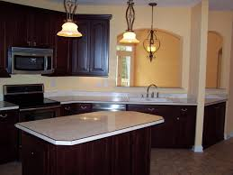 Kitchen Cabinets Mahogany Stunning Red Mahogany Formica Kitchen Cabinets Features Cream