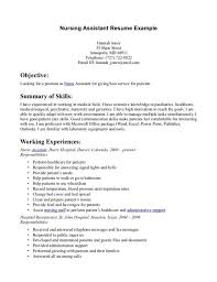 Sample Caregiver Resume No Experience by Sample Cna Resume With No Experience Functional Resume In Cna