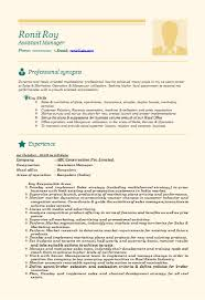 Marketing Representative Resume Cover Letter  cover letter resume