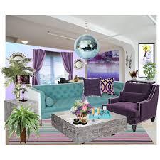 Teal And Purple Bedroom by Teal Purple Melange Polyvore