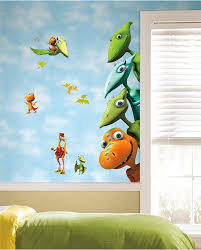 kids bedrooms with dinosaur themed wall art and murals view in gallery gorgeous dinosaur themed kids room with fun wall mural