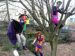 27 teen titans costumes images cosplay