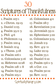 what is thanksgiving prayer november challenge 30 days of thanks daily scripture readings