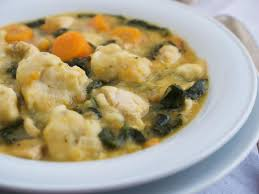 new south chicken and dumplings down home comfort fn dish