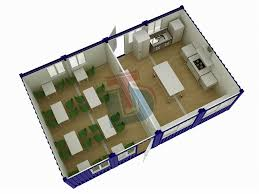 flat pack container house design container house modified