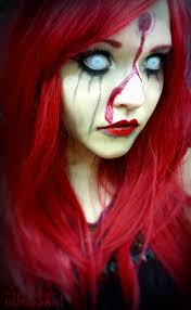 Halloween Makeup Application by Halloween Horror Ariel 04 By Rukosarii On Deviantart