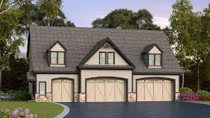 residential 5 car garage plan 29870rl architectural designs