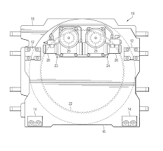 patent us8568079 rotator braking system for a lift truck load