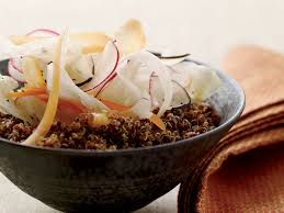 Vegetables by Lemony Quinoa Salad With Shaved Vegetables Recipe Jeremy Fox