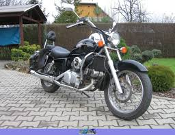honda shadow 125 streetbike rider picture website