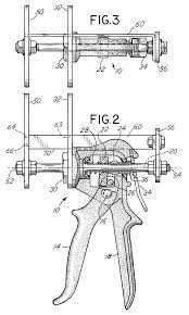 patent us8393063 brake pad spreader tool for disc brake