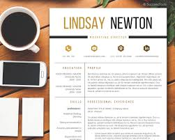 Unique Cv Templates Modern Resume Template With Cover Letter Cv Template