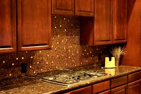 Glass Kitchen Tile Backsplash Ideas Red Glass Tile Kitchen Backsplash Trend 11 Glass Kitchen