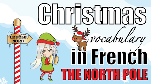 thanksgiving vocabulary pictures christmas vocabulary in french north pole and santa claus special