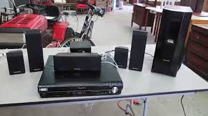 panasonic home theater system panasonic dvd home theater sound system music playing youtube