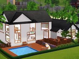 mod the sims big house for a family of 3 4