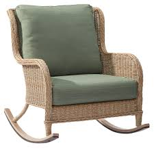 Wicker Patio Wicker Patio Furniture Rocking Chairs Patio Chairs The Home