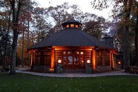 Luxury Log Home Floor Plans by Luxury Gazebo The Log Builders