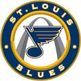 Rate this St. Louis Blues Logo