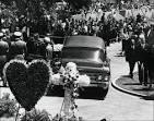 judy garland funeral