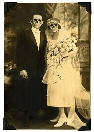 Vintage Halloween Printables by Bnute Productions Free Printable Ghostly Ancestor Halloween