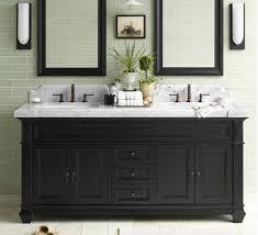 Black Vanity In Bathroom Com Introduces A Tip Sheet On Black - Black bathroom vanity with vessel sink
