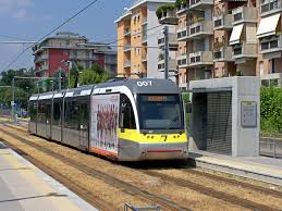 Bergamo–Albino light rail