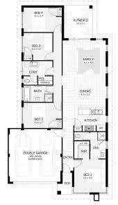 6 creativity and flexibility define narrow lot house plan styles