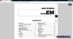 how to use nicoclub com u0027s factory service manual database