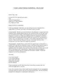 Example Of Email With Resume Attached by Crazy Cover Letter Guidelines 15 Halaro Com New Collection