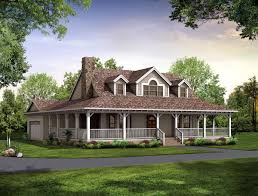 Log Cabin Style House Plans Log Cabin House Plans Wrap Around Porch Escortsea